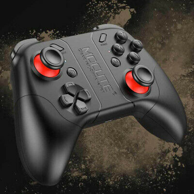 Wireless Game Pad Joystick Bluetooth Remote Control For iOS Android MOCUTE-053