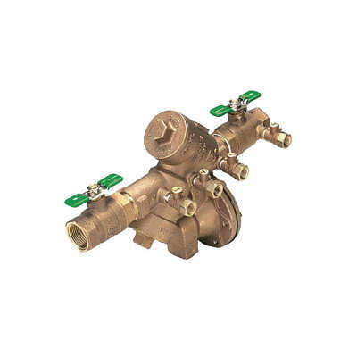 ZURN WILKINS Reduced Pressure Zone Backflow Preventer, 1-975XL2