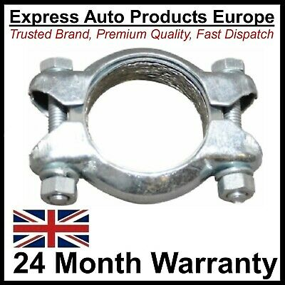 Exhaust clamp VW T2 Transporter Van 1.6 tail pipe or Heat Exchanger