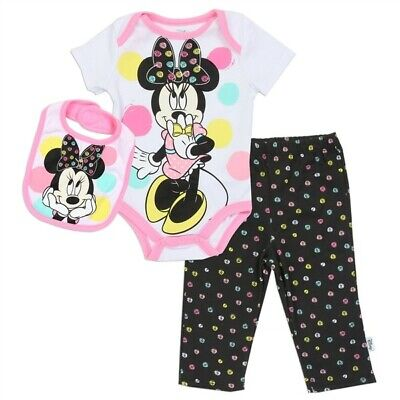 Disney baby girl 3 piece crawler. Size6-9months U.S.A. more to our Disney items