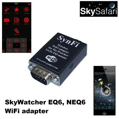 SynFi - SkyWatcher EQ6, NEQ6 mount  WiFi adapter