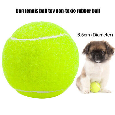 6.5CM DURABLE NON-TOXIC USED TENNIS BALLS FOR DOGS-MACHINE WASHED Fancy