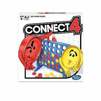 Hasbro - Classic Connect 4 Game - Brand New
