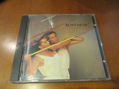 Flesh + Blood by Roxy Music (CD Polydor ) Made in West Germany Edition