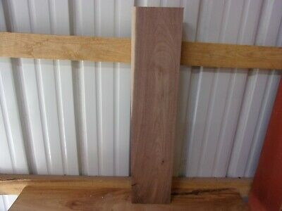 """1 Pc Walnut Lumber Wood Air Dried Board Lot 431A Carving Block 1 7/8"""" Thick"""