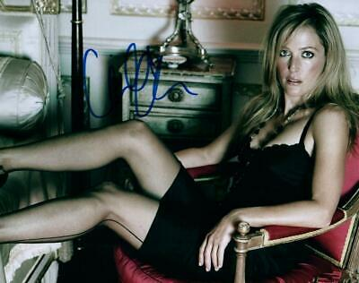 Gillian Anderson signed 8x10 Photo Pic autographed Picture with COA