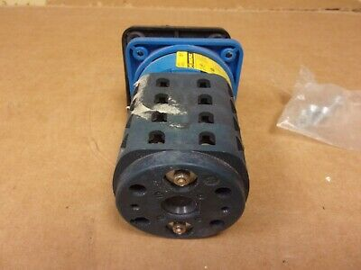 Merz Series 251 Rotary Switch Manual Motor Control