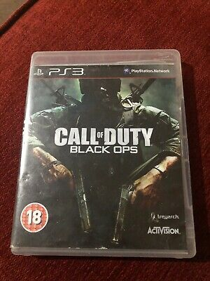 Call of Duty: Black Ops (PS3) VideoGames