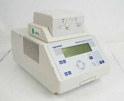 Eppendorf 5331 Mastercycler Gradient PCR Thermal Cycler