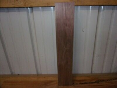 """1 Pc Walnut Lumber Wood Air Dried Board Lot 450A Carving Block 1 3/4"""" Thick"""