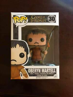 Funko Pop - Game of Thrones: 30 Oberyn Martell - NEW SEALED IN BOX