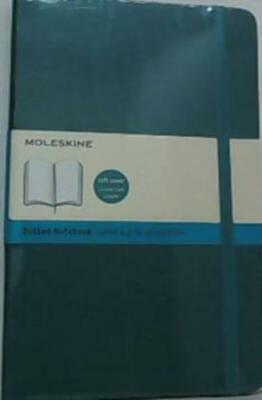 NEW Moleskine Classic Colored Notebook Large Dotted $74.00