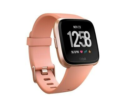 Fitbit Versa Smart Watch Black or Rose Gold NEW LIMITED QUANTITES