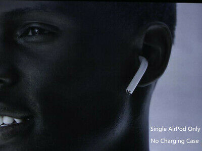 Wireless Bluetooth Earbud Apple AirPods LEFT Only Without the Charging Case