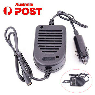 DC12V 80W Car Auto Universal Charger Power Supply Adapter For Laptop Notebook AU