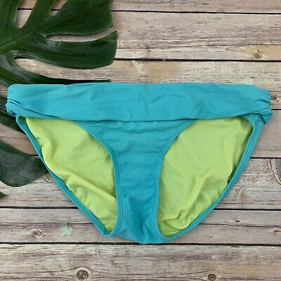 NEW ATHLETA Women/'s Swimsuit Solid String Bottom lots of color size M