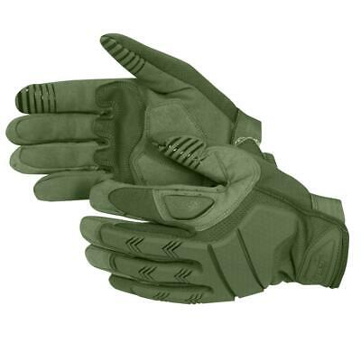 Viper Recon Gloves Army Style Airsoft Tactical Paintball Cadet Green
