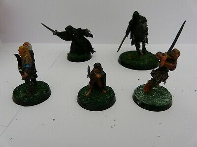 WARHAMMER, LOTR PAINTED RESERVED for oval-orders only Mahud