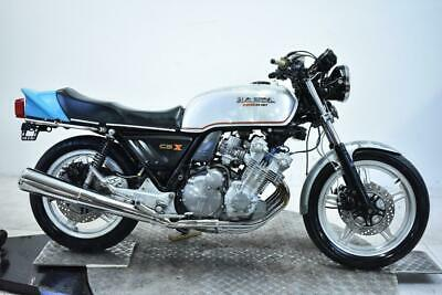 1979 Honda CBX1000 Unregistered US Import Barn Find Classic Restoration Project