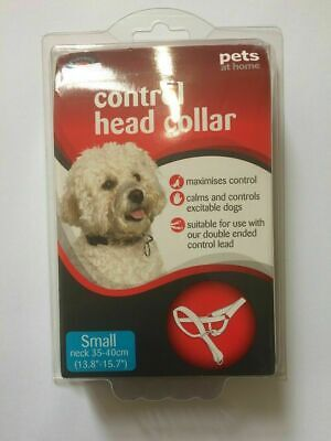 Pet At Home Calm And Maximises Control Collar S/M/L/XL Brand New Retail Pack