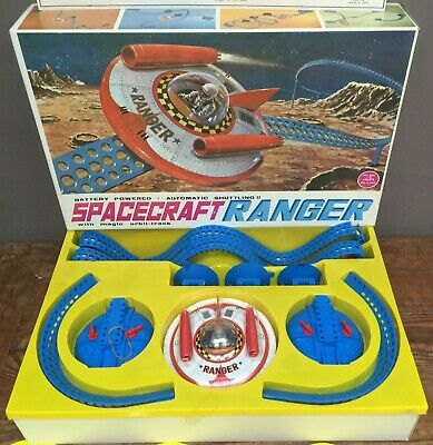 Circuit spatial Spacecraft Ranger - Alps made in Japan - 1960's - Neuf mais...