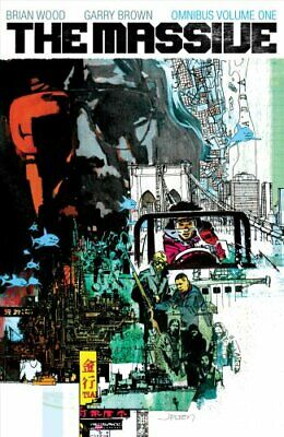 The Massive Omnibus Volume 1 by Brian Wood 9781506713328 | Brand New