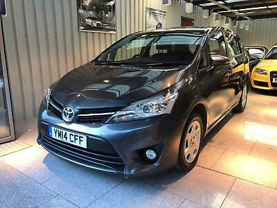 Toyota Verso Valvematic Active PETROL MANUAL 2014/14
