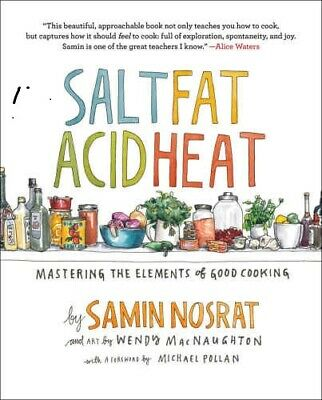 (Pd f) Salt, Fat, Acid, Heat: Mastering the Elements of Good Cooking/Fast Shippi