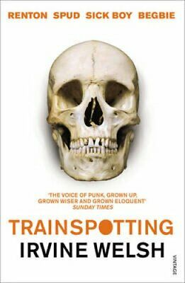 Trainspotting by Irvine Welsh 9780099465898 | Brand New | Free UK Shipping