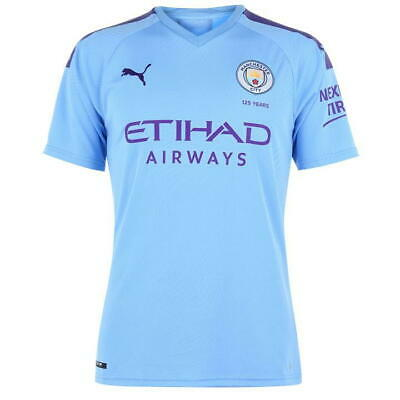 Manchester City Home Shirt 19/20