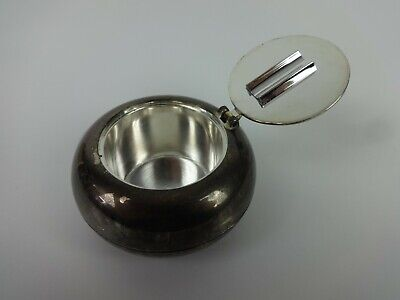 Lost in Space Jupiter 2 Spaceship Flying Saucer Portable Travel Ashtray Keychain