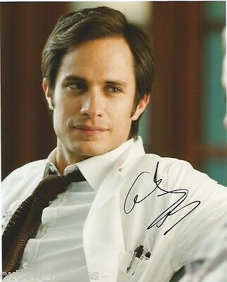 Gael Garcia Bernal Autographed Signed 8x10 Photo COA