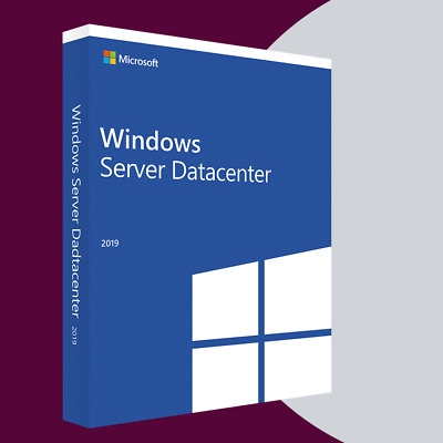 MICROSOFT WINDOWS SERVER 2019 Datacenter Genuine Activation Lifetime