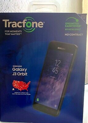 Tracfone Samsung Galaxy J3 Orbit