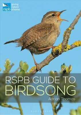 RSPB Guide to Birdsong by Adrian Thomas 9781472955876 | Brand New