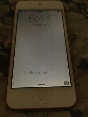 Apple iPod touch 5th Generation Red (32 GB) Read Description Please