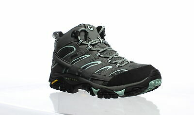 Merrell Womens Moab 2 Mid Gtx Sedona Sage Hiking Boots Size 9 (448216)
