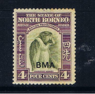 North Borneo BMA (Do3) – Free postage