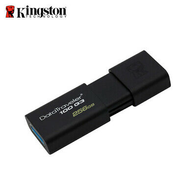 Kingston 16GB Data Traveler 100 G3 DT100G3 USB 3.0 Flash Capeless Pen Drive