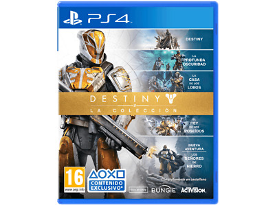 PS4 Destiny: The Collection