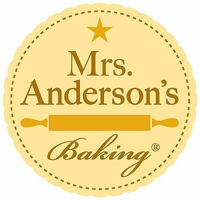 Mrs. Anderson's Baking Hand Crank Flour Icing Sugar Sifter, Stainless Steel, 1-C