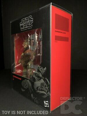 Star Wars The Black Series 6 Inch Gamorrean Guard Protective Display Case