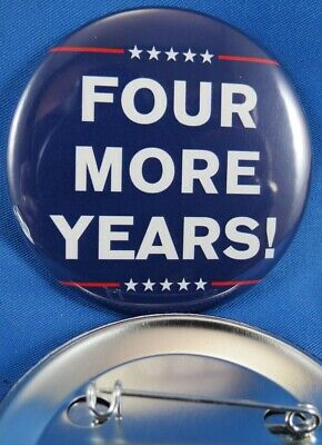 Wholesale Lot Of 22 Trump Four More Years 2020 President Campaign Buttons Gop Us