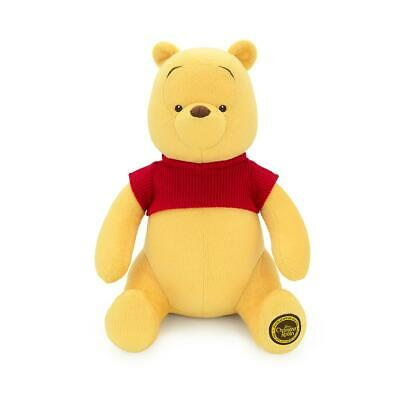 Disney Winnie the Pooh Christopher Robin Plush Doll Soft Toy Stuffed Animal 8""