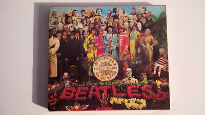 The Beatles – Sgt. Pepper's Lonely Hearts Club Band – CDP 7 46442 2 - G - CD