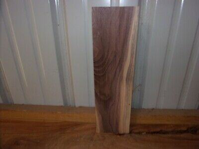 """1 Pc Walnut Lumber Wood Air Dried Board 1 5/8"""" Thick  463A Carving Block Flat"""