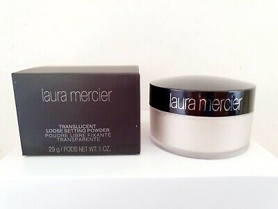 Laura Mercier Translucent Loose Setting Face Powder With Box 29G 01