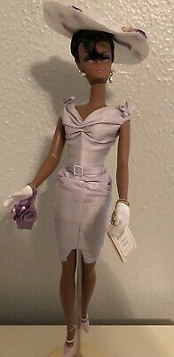 Silkstone Barbie BFMC Sunday Best Doll & Outfit With COA
