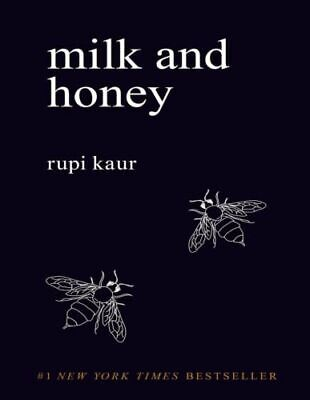 Milk and Honey by Rupi Kaur Instant Fastest Delivery[EB-OOK & AudioBook]