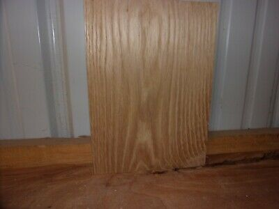 """1 Pc White Oak Lumber Wood Air Dried Board 1 9/16"""" Thick  467A Carving Block"""
